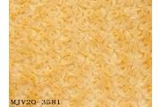 玫瑰花紋圈長毛絨布背金銀蔥