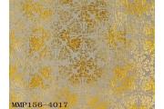 電子絲絨布背銀印藤蔓菱形捲花