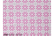 電子絲絨布背金印花紋方塊格