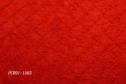 菱形紋電子絲絨布