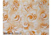 厚雪紗潮流漩渦紋厚燙金