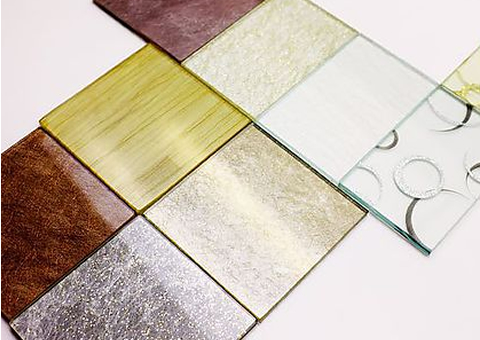 Within Laminated Glass Cloth
